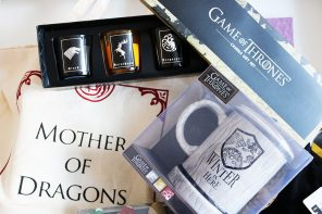 Winter is Here | The Coolest Game of Thrones Products You Need In Your Life!