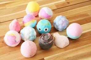 New Lush Bath Bombs! Lush Celebrates 30 Years of Bath Bombs With Huge Launch