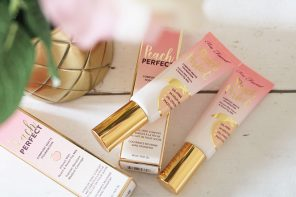 Too Faced Peach Perfect Foundation Review Plus 10 New Shades!