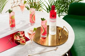 ADD SOME SPRITZ TO YOUR SUMMER CELEBRATIONS WITH CÎROC SUMMER WATERMELON