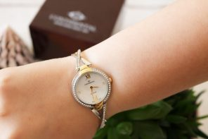 Summer Style Picks | Women's Continental Bracelet Strap Watch