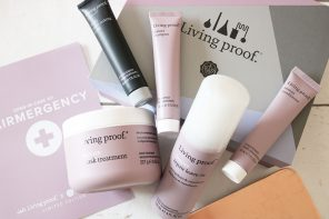 Are you ready? GLOSSYBOX x Living Proof Limited Edition coming today!