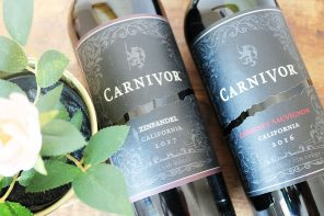 BBQ Tipples | Carnivor Zinfandel and Cabernet Sauvignon wines