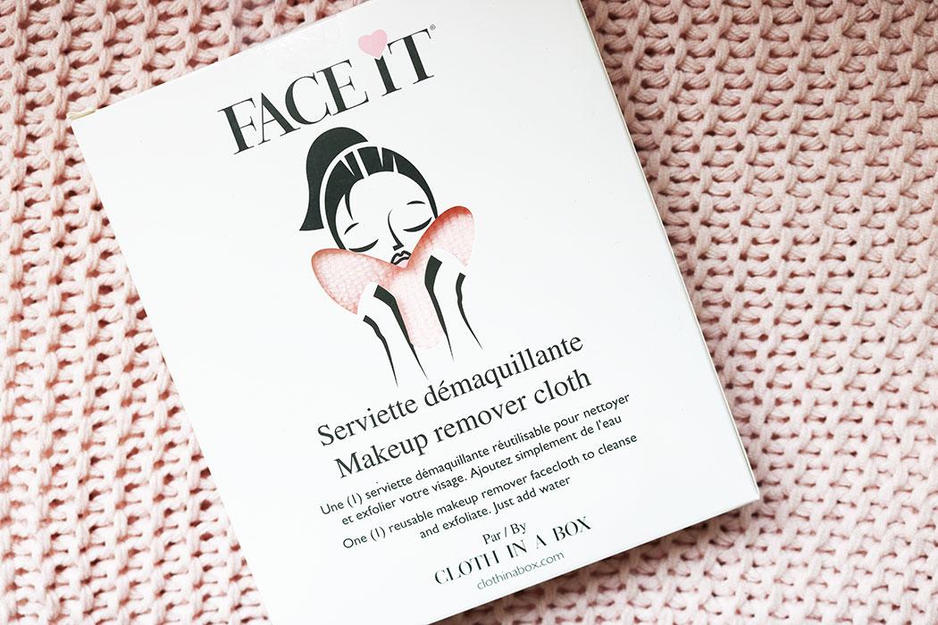 washable face cloth