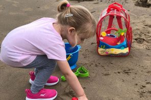 Hape Beach Basics Backpack Review