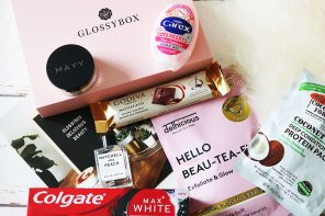 Get the Low-down | September Glossybox 2019