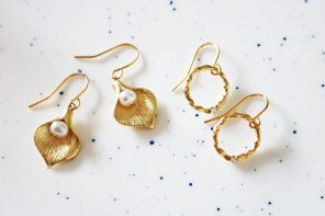 Gorgeous In Gold | Delicate Accessories For Seasonal Styling