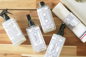 Switching To Natural Cleaning Products with Norfolk Natural Living