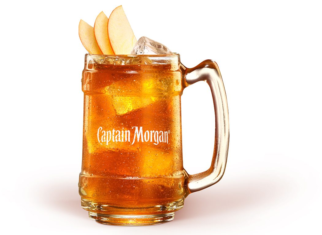captain Morgan gingerbread spiced