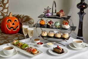 Halloween Afternoon Tea | London Hilton on Park Lane