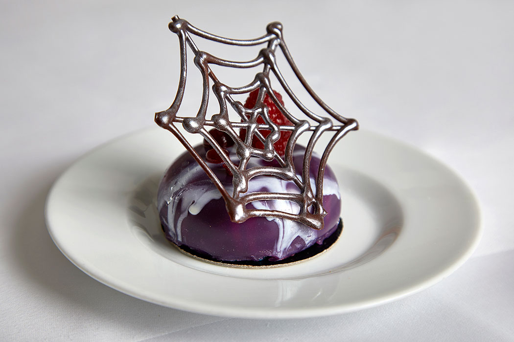 hallween afternoon tea