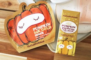 Awesome Pumpkin Themed Beauty Products For Halloween