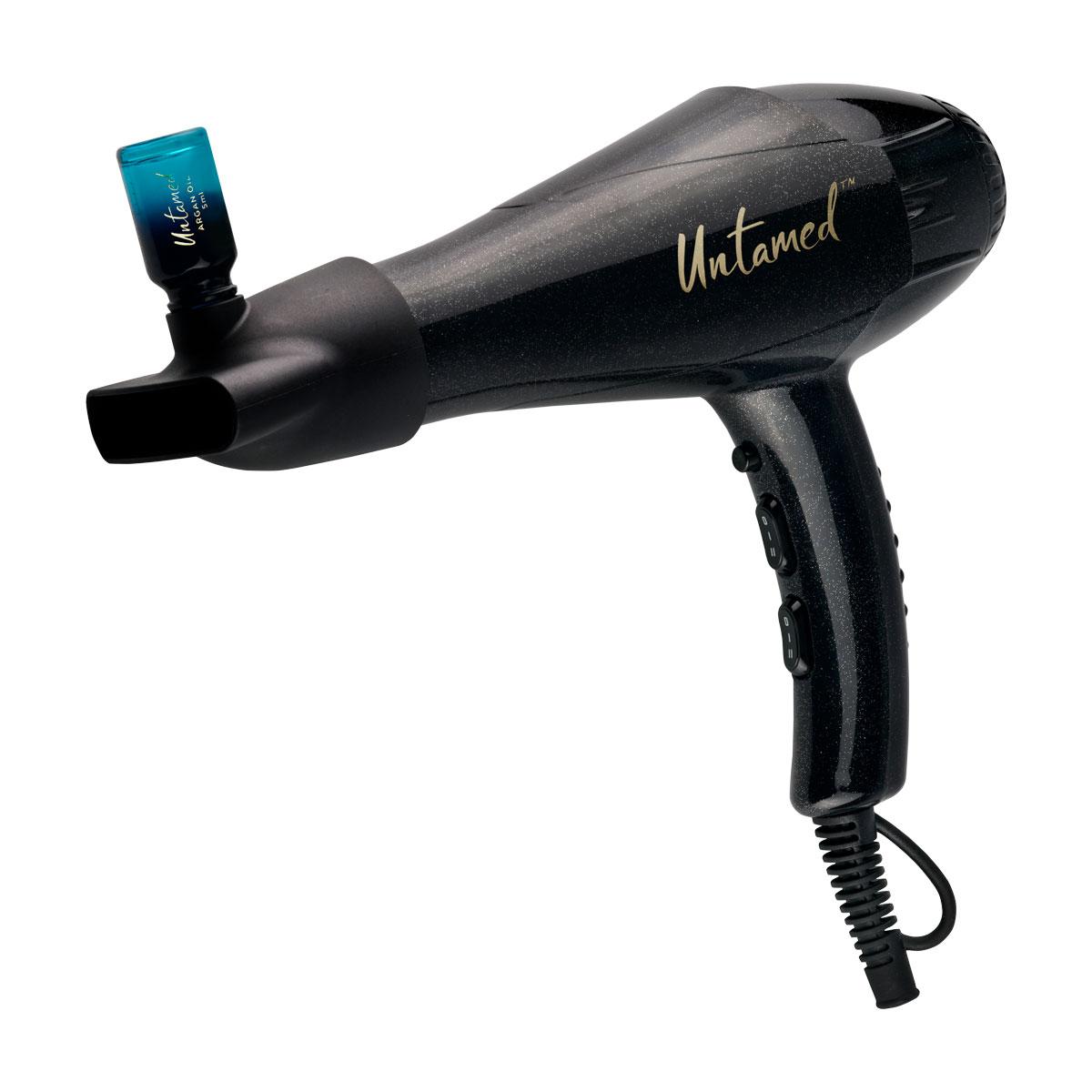 untamed hairdryer
