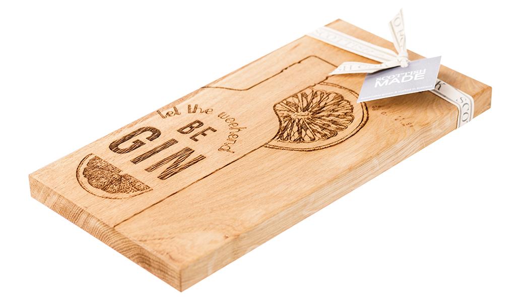 gin chopping board