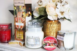 Price's Candles Christmas Collection