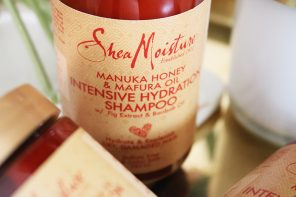 SheaMoisture Launch New Manuka Honey & Mafura Oil Collection