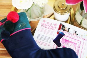 Christmas Gift Guide | TILI Christmas Stocking from QVC