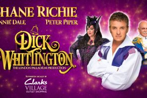 Dick Whittington Comes to Bristol Hippodrome!