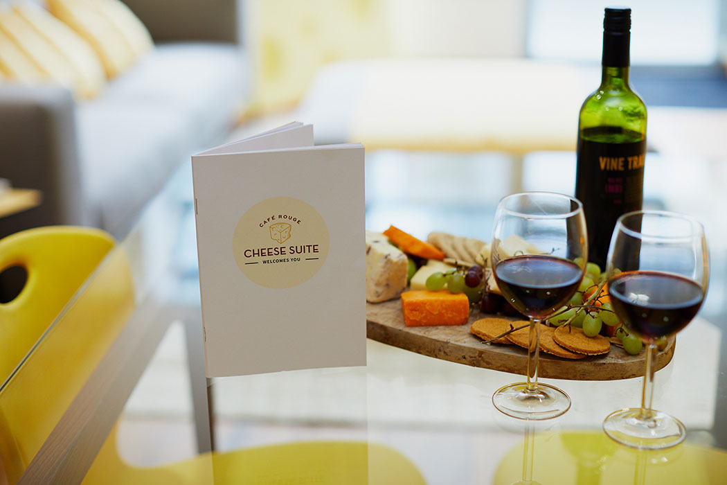 cafe rouge cheese suite