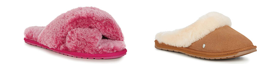 valentine's day slippers