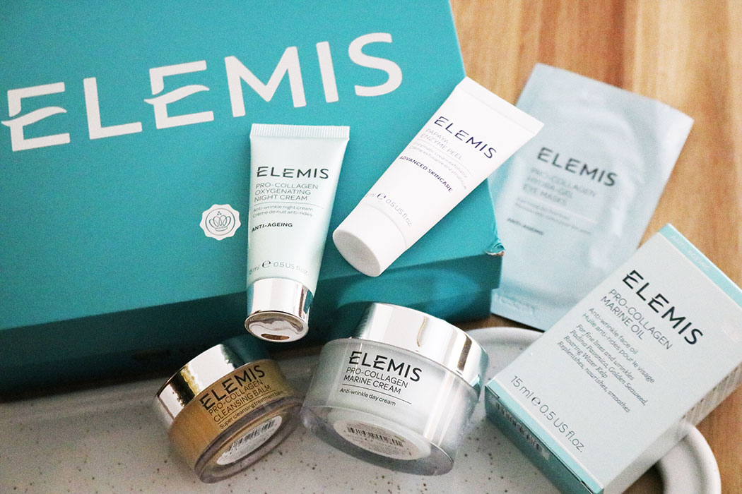 Glossybox Elemis