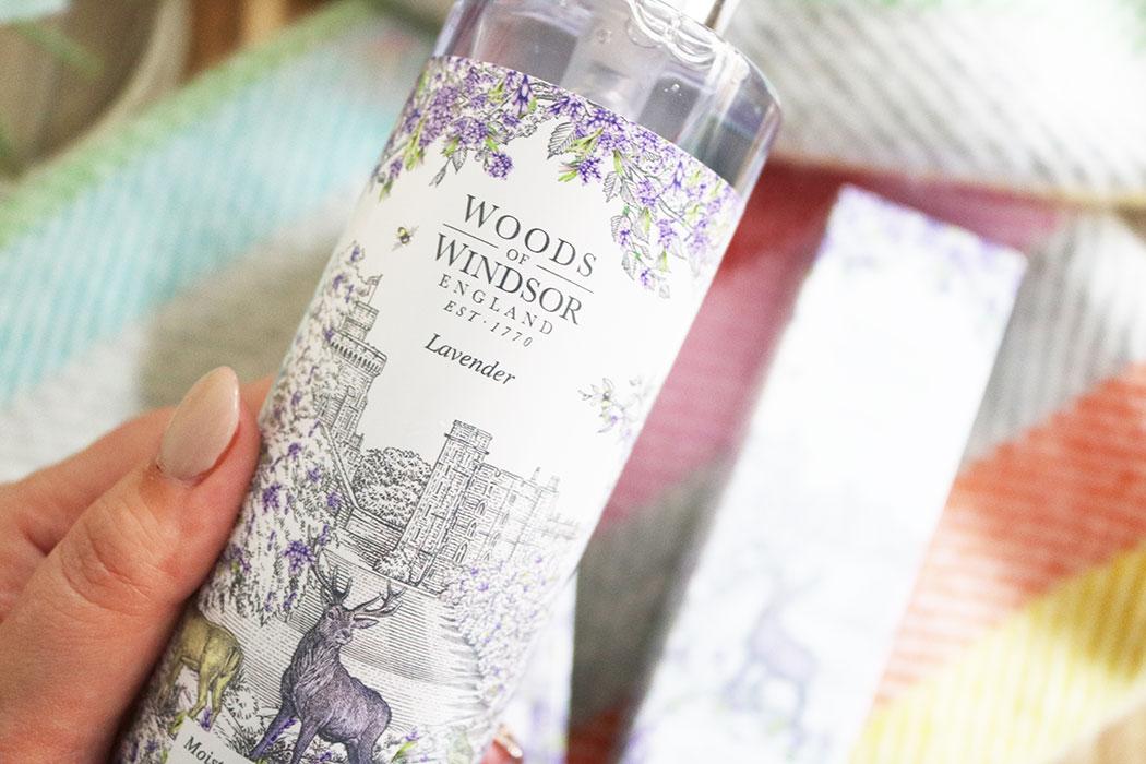 Lavender Nourishing Hand & Nail Cream | Woods of Windsor