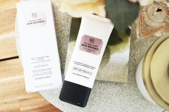 Body Shop Skin Defence