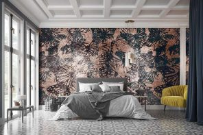 Inkiostro Bianco collaborate with Michelle Poonawalla for Goldenwall collection