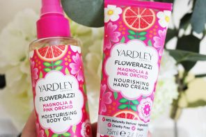 Yardley London Launch FLOWERAZZI range For Summer