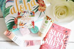Glossybox July 2020 | What's in the 'Aloha' Edit?