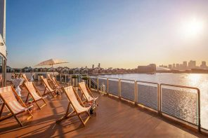 Ahoy There! All Aboard Sunborn London This Summer