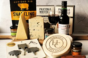 Paxton & Whitfield's August Staycation Cheese Treats