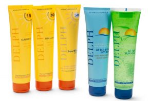 Vegan Sun Lotion For Summer | Delph Sun Care