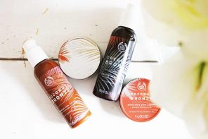 The Body Shop Coconut Bronze | 4 Fab Products For A Golden Glow