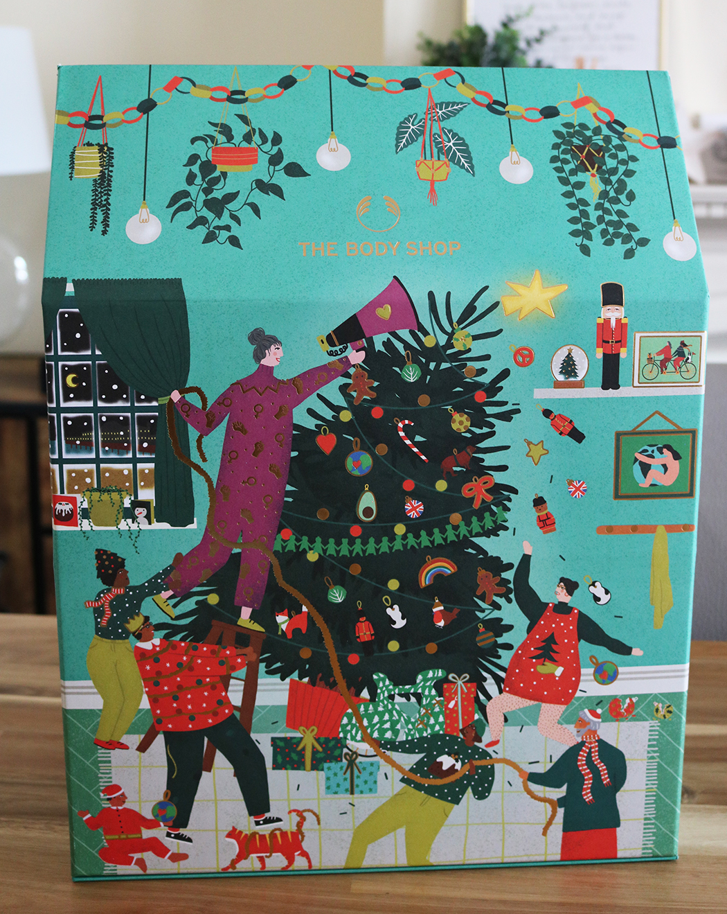 body shop advent calendar 2020
