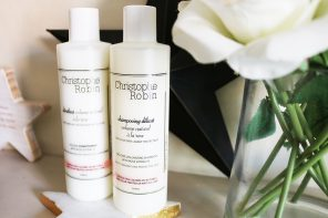 Christophe Robin Volumizing Hair care With Rose Extracts