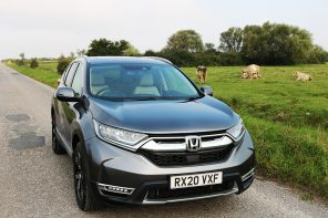 Test Driving The Honda CRV Hybrid | An Autumn Adventure