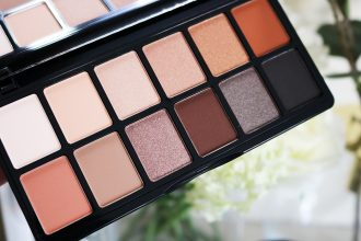L.A Girl Fanatic Eyeshadow Palette 'The Nudist'