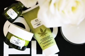 The Body Shop CBD Range | New Launch