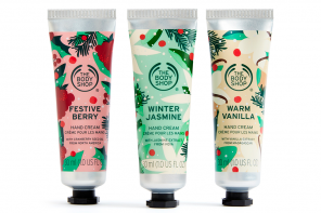 Vegan Gifts for Christmas | 6 top picks from The Body Shop