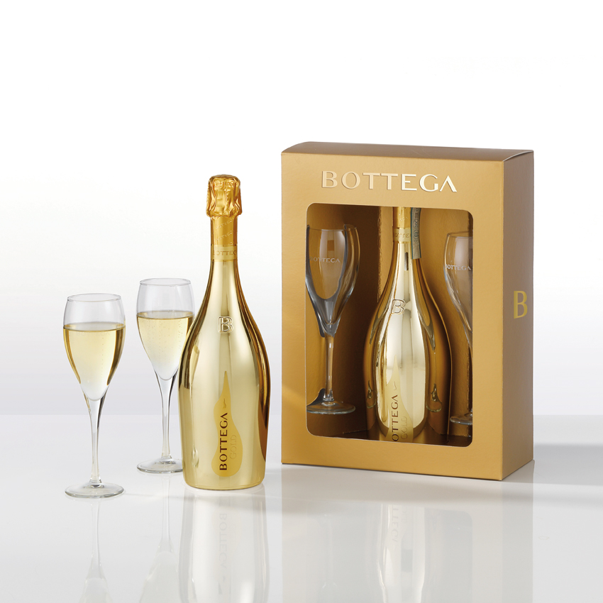 champagne gift set