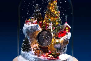 Celebrate Moments of Joy This Christmas With FOSSIL