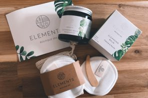 Fantastic Reusable Cotton Pads From Elements Boutique Spa
