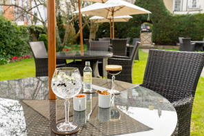 Beautiful Outdoor Dining Spots this Spring from MGallery Hotel Collection UK