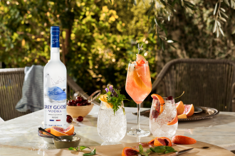 pre-making cocktails