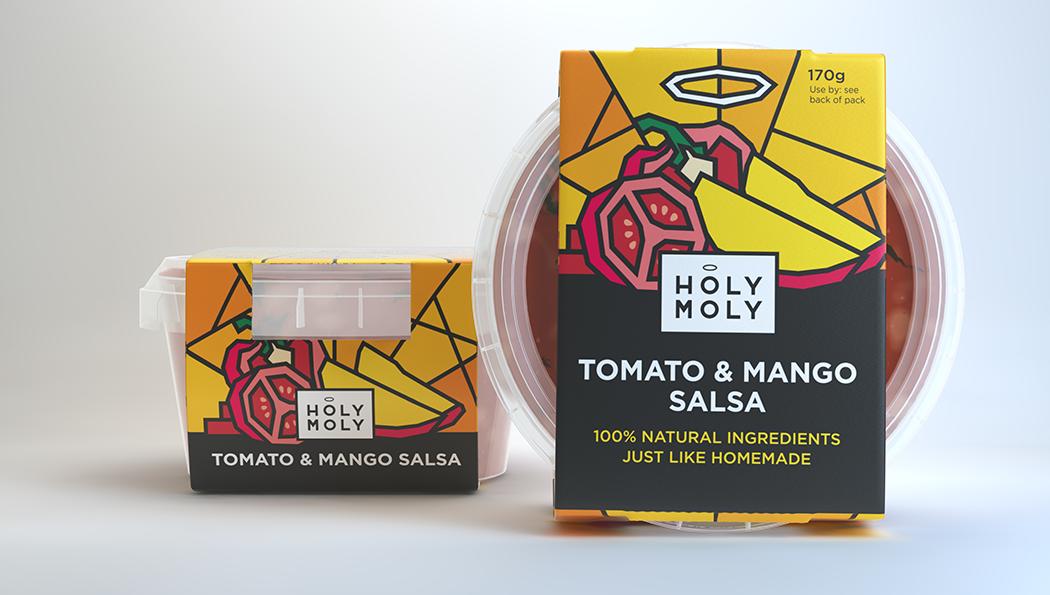 holy moly salsa
