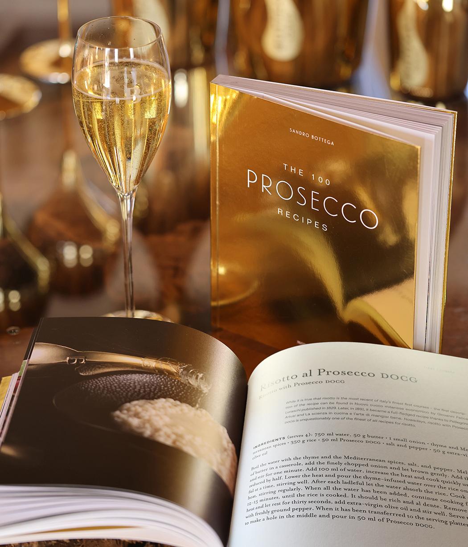 prosecco recipe book