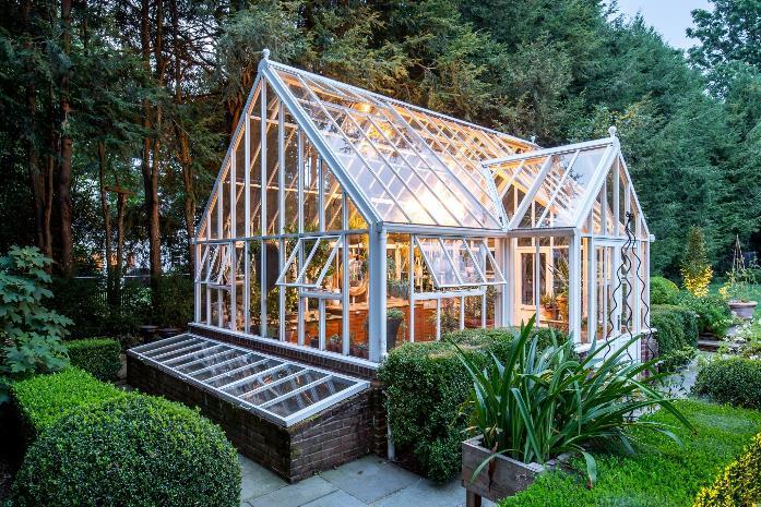luxury greenhouse