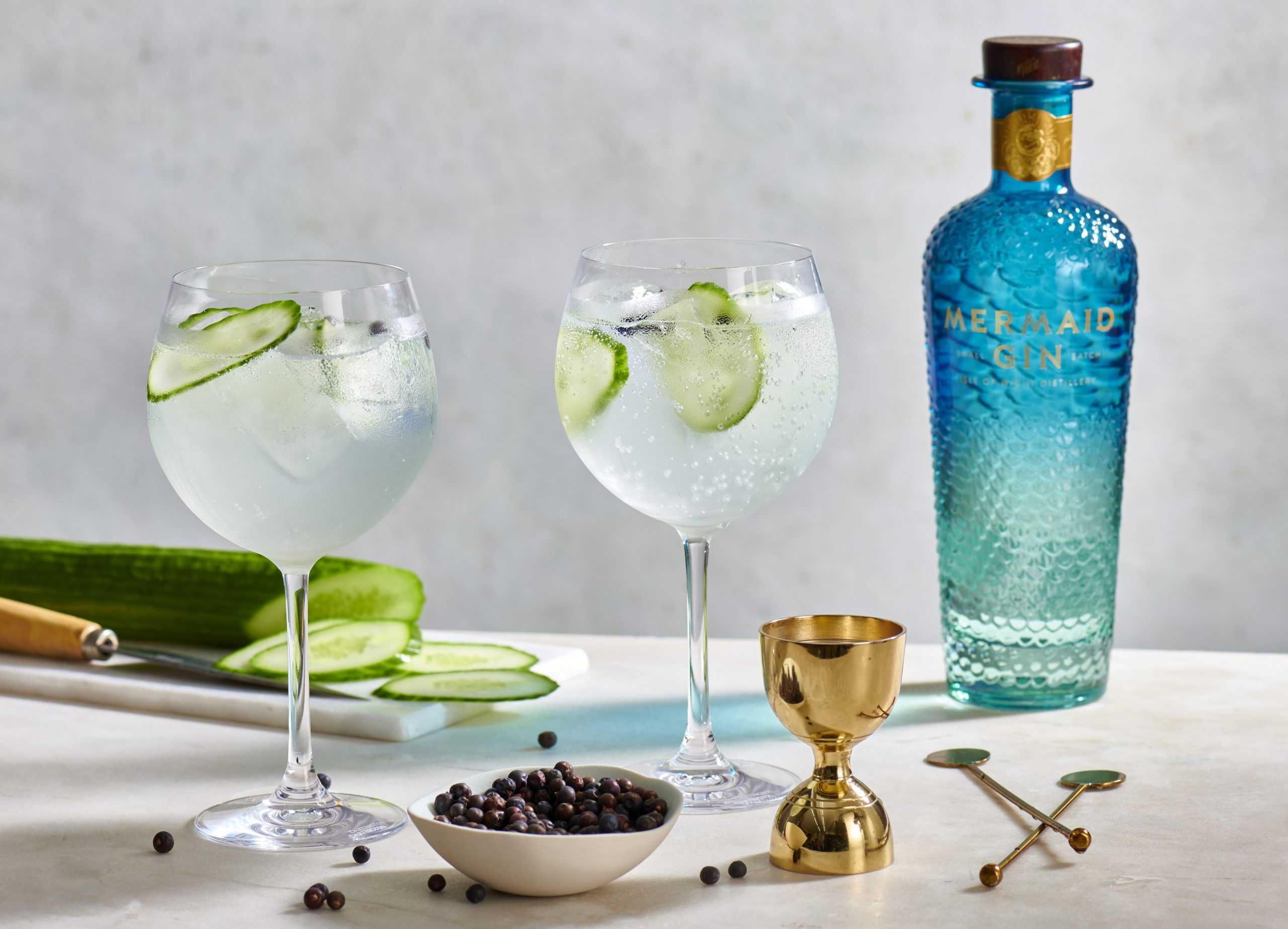 Celebrate International G&T Day with a G&T From Around The World