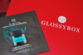glossybox september 2016 review